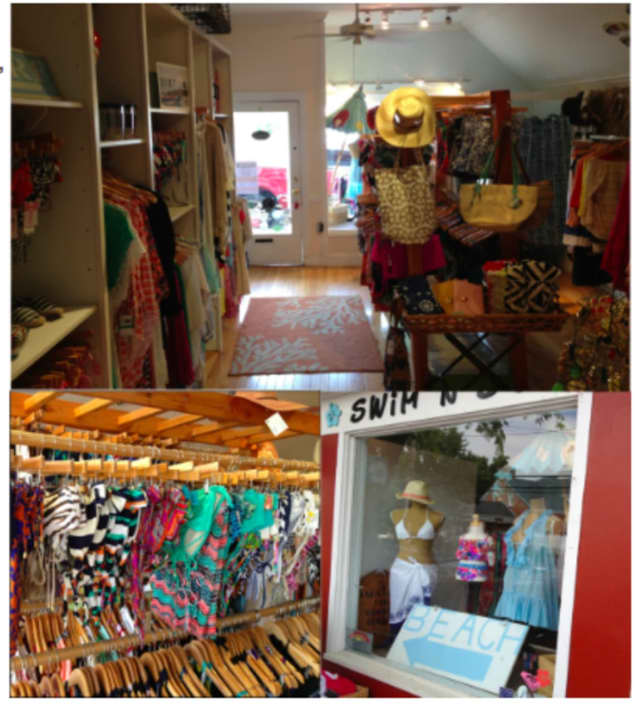 Swim 'N Surf will be celebrating its 10th year in business in downtown Fairfield on Saturday, May 14, from 10 a.m.-5 p.m.
