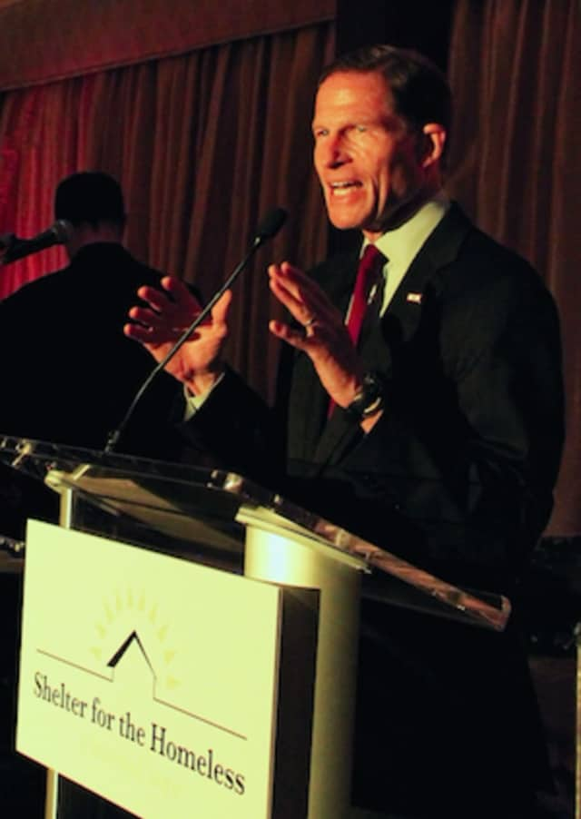U.S. Senator Richard Blumenthal (D-Conn.) will speak on opioid addiction.