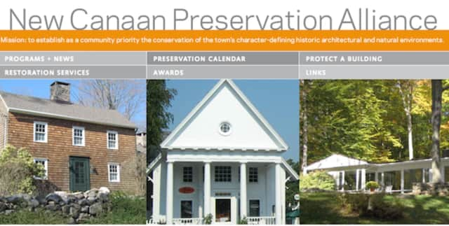 The New Canaan Preservation Alliance ninth annual awards ceremony will be held Sunday at the New Canaan Country Club.