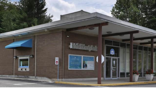 The Fairfield County Bank in Trumbull will close its doors later this year.