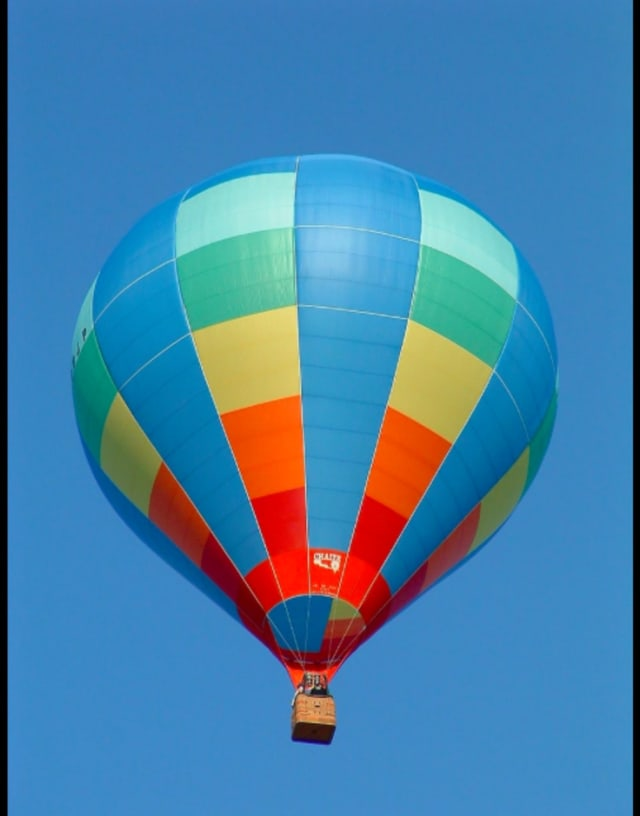 There will be a Hot Air Balloon Science class at 5 p.m. on May 19 at the Brookfield Library for children in grades 3-5.