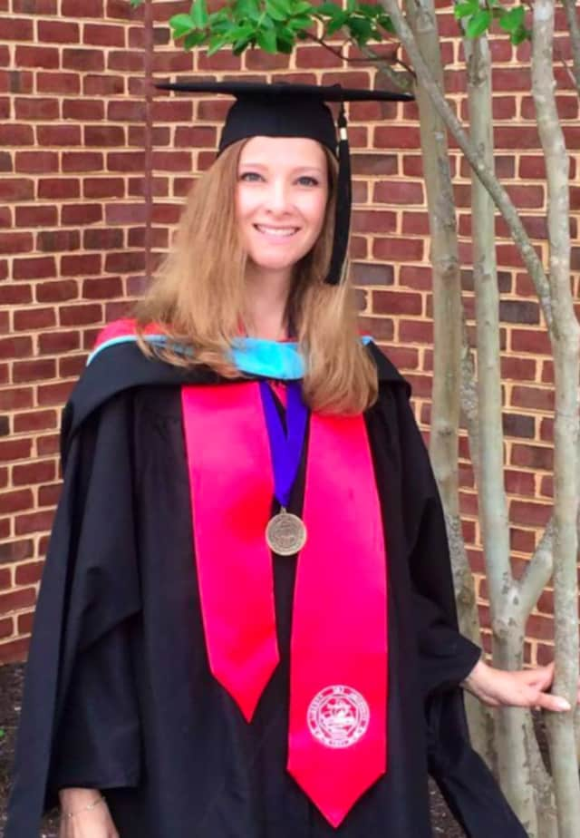 Jennifer Eelman recently earned another degree.