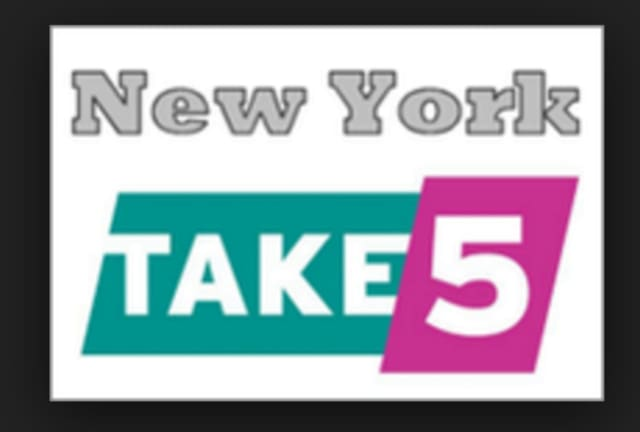 New York Lottery TAKE FIVE
