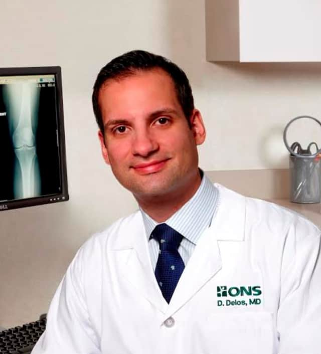 Dr. Demetris Delos of ONS.