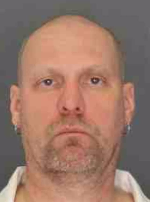 Joseph James, 45, of Montgomery is accused of assaulting a corrections officer at Orange County Jail in Goshen, N.Y.