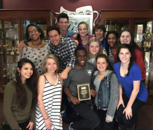 """New Canaan High School Wins Award For Production of the """"The Apple Tree."""""""