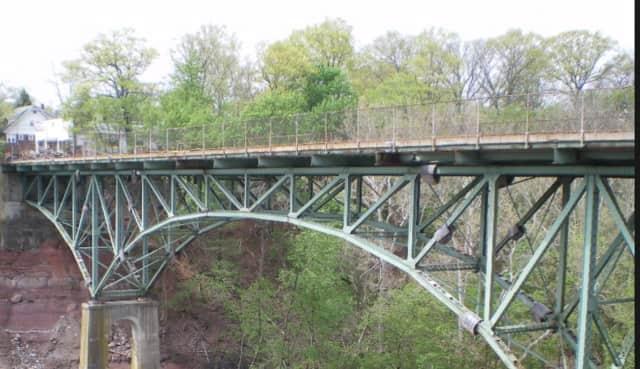 James Farley Memorial Bridge in Stony Point.