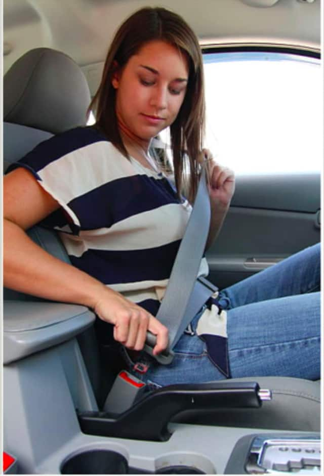 """Through June 5, Ridgefield police are taking part in the national """"Click It or Ticket"""" seat belt enforcement mobilization and cracking down on motorists who are not belted."""