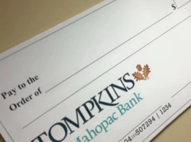 Tompkins Mahopac bank.