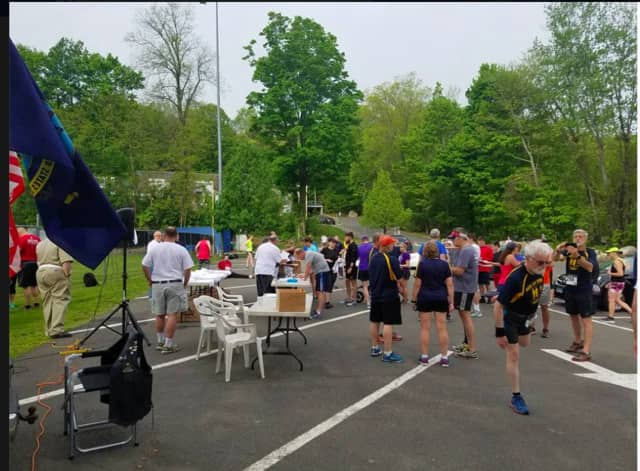 The New Fairfield Lions Club had its first Freedom Run 5K.