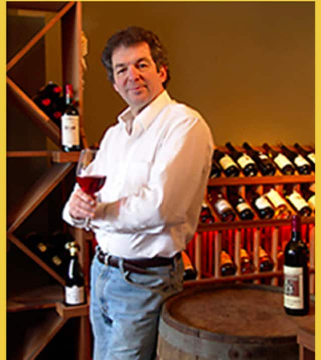 Fred Tregaskis, owner and designer of New England Wine Cellars, will co-host a wine tasting and music experience at Ridgefield's Keeler Tavern Garden House.