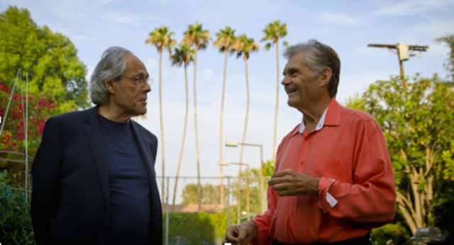 """""""Robert Klein Still Can't Stop His Leg"""" will be presented by the Greenwich International Film Festival with a post-film Q&A with comedian Robert Klein and director Marshall Fine Friday, June 10 at Avon Theatre Film Center in Stamford."""