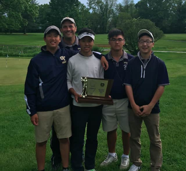 The NVOT High School golf team won the Group 3 State Championship Monday.