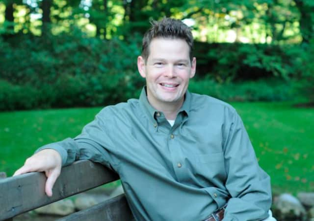 Rev. Christopher Wolf of First Reformed Church in Saddle Brook