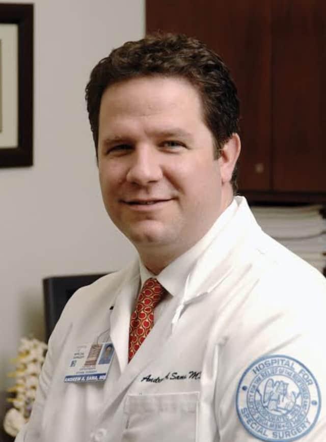 Dr. Andrew Sama of HSS.