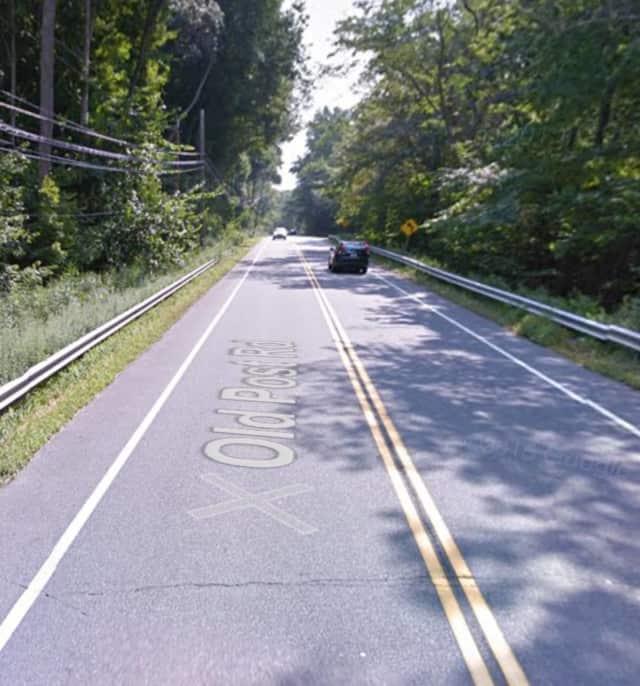 Route 35 in Lewisboro