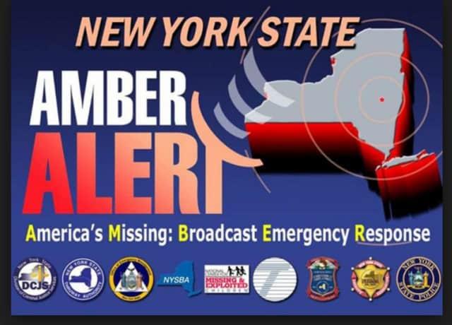 New York State AMBER Alert.