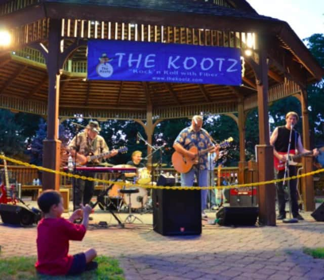 The Kootz will be one of the bands performing in Demarest this summer.