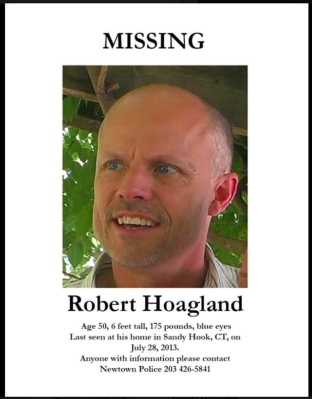 """Newtown resident Robert Hoagland was last seen in 2013. A documentary has recently been made about his case and aired Monday on """"Investigation Discovery."""""""
