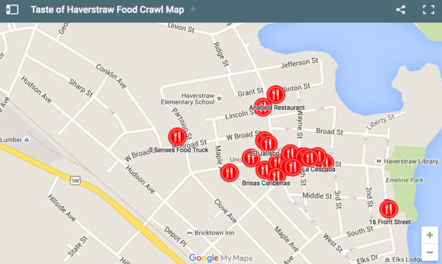 The June 5 Haverstraw Food Crawl will feature 15 dining choices.