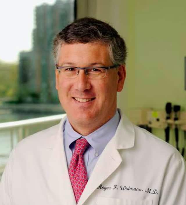 Dr. Roger Widmann of HSS.