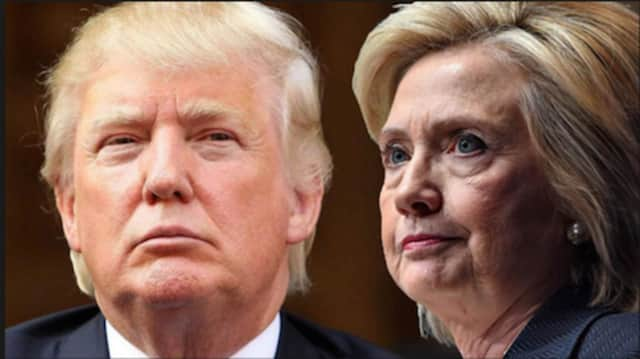 Trump vs. Clinton is too close to call, according to a Quinnipiac University poll..