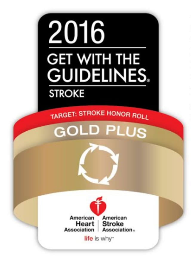White Plains Hospital has once again received recognition from the American Heart Association and American Stroke Association for excellence in stroke care.