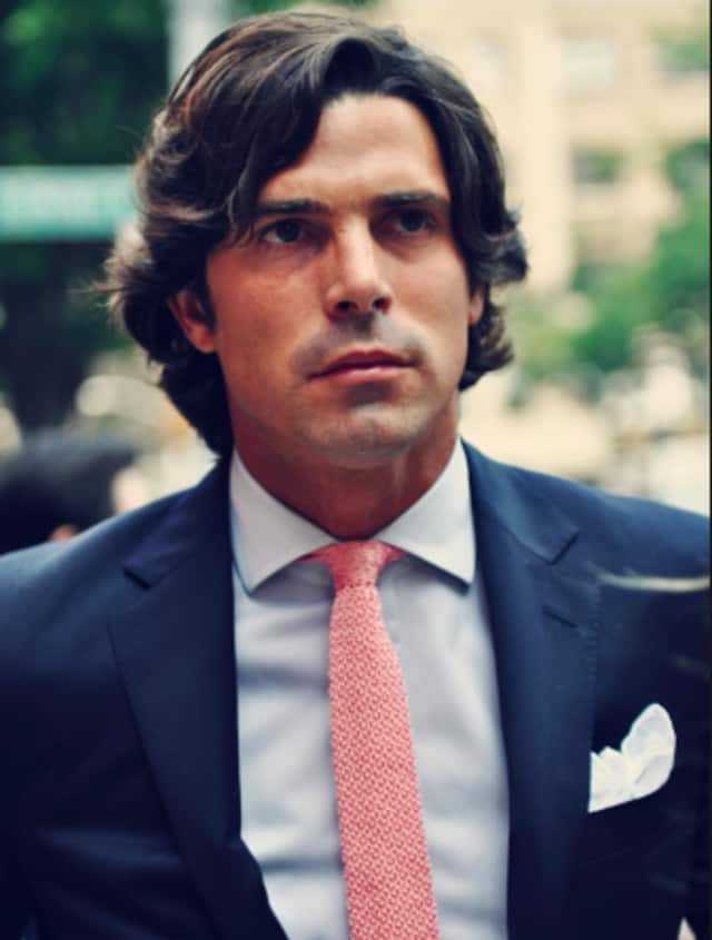 Polo star Nacho Figueras holding a book signing at the Greenwich Polo Club on Sunday as the polo season begins.