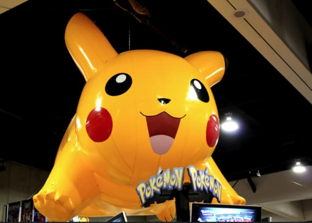Teens and tweens can take part in a Pokemon battle at the Somers Library.