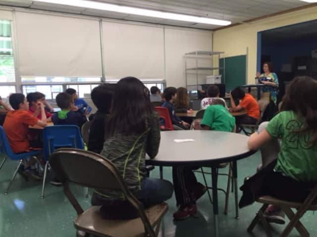 """Parkway School students went to Mahwah to compete in a """"Battle of the Books."""""""