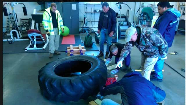 """Members of the Ridgefield Community Emergency Response Team (CERT). CERT and the Town Emergency Management Team will participate in a cross-training drill as part of the """"Ridgefield Is Ready, Are You?"""" campaign, on June 11."""