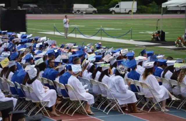 The Class of 2016 will enjoy commencement exercises on the Danbury High field on Wednesday at 5 p.m.