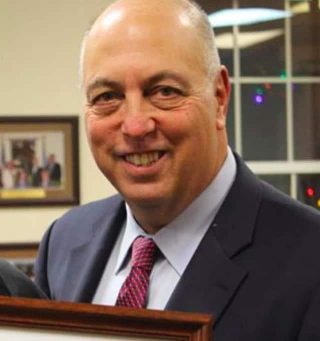 Franklin Lakes Mayor Frank Bivona.