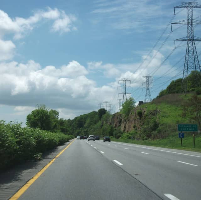 The Sprain Brook Parkway