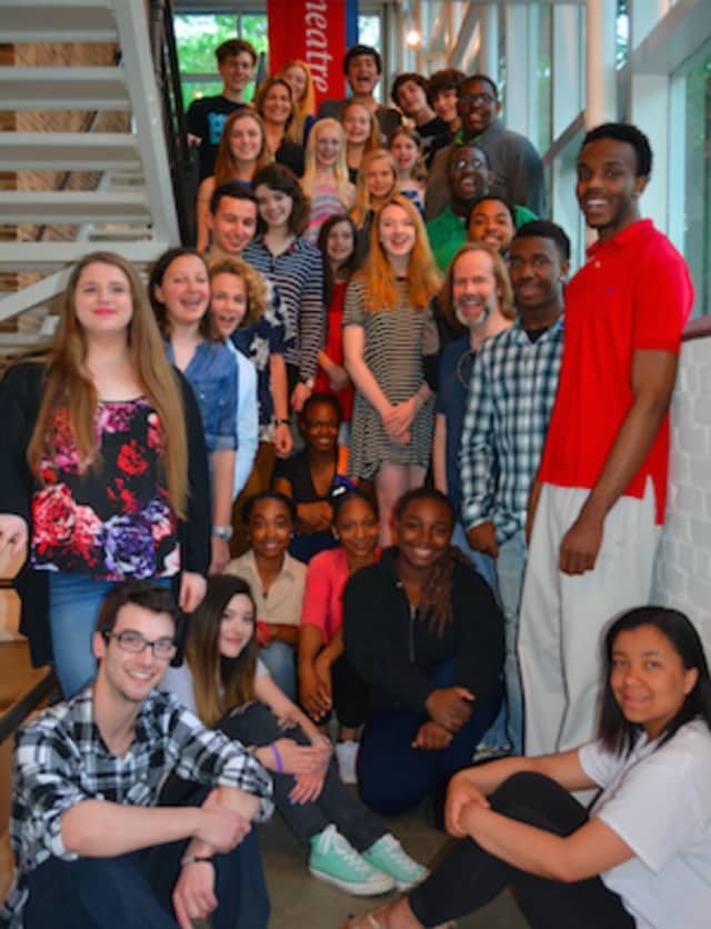 The Darien Arts Center has added a People's Choice Award to their talent contest, Darien's Got Talent, where the public casts votes for favorite contestants at darienarts.org. Pictured are Darien's Got Talent finalists.