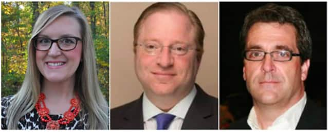 The Master of Science in Digital Marketing program at Sacred Heart University in Fairfield will host a digital marketing event with panelists Courtney Wienslaw, Michael Kalman and Gregory Grudzinski, left to right.