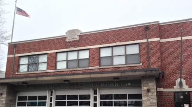 The Springdale Fire Company chief in Stamford has been charged in an alleged assault.