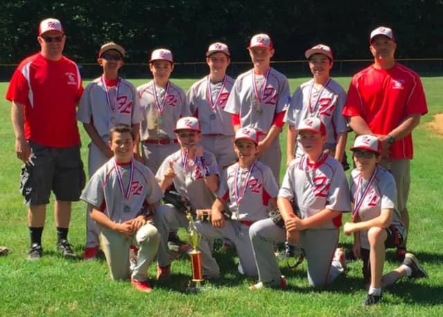 Fair Lawn 13U Baseball Team Wins Championship | Fair Lawn-Glen Rock