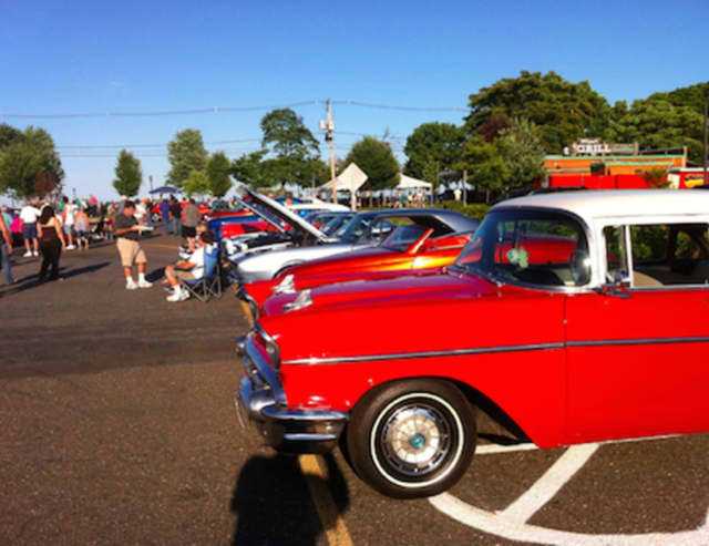 There will be a Classic Car Show at Calf Pasture Beach in Norwalk on Tuesday.