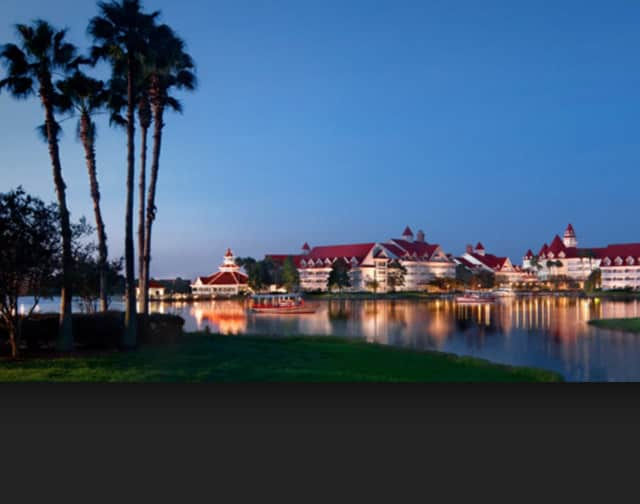 Disney's Grand Floridian Resort & Spa in Orlando, Florida.