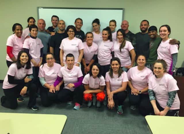 The Greenwich Police Department Spring 2016 Women's Self Defense Class and High School Self Defense Awareness Class graduated June 14.