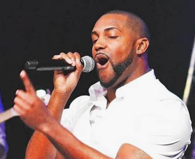 Rockland native Shane Tomlinson was one of dozens of people killed at a night club in Florida last month. His aunt and uncle Friday thanked Suffern police Chief Clarke Osborn for helping them during their time of need.
