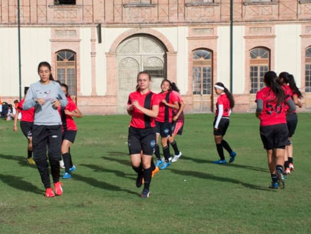 Sound of Gol Foundation will host a free girls' soccer tournament, featuring former professional soccer player Monica Gonzalez, on June 23, 25 and 28 at Memorial Park in Lodi.