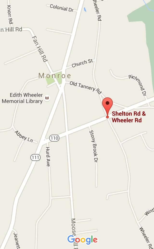 The fatal accident occurred near the intersection of Shelton Road and Wheeler Road.