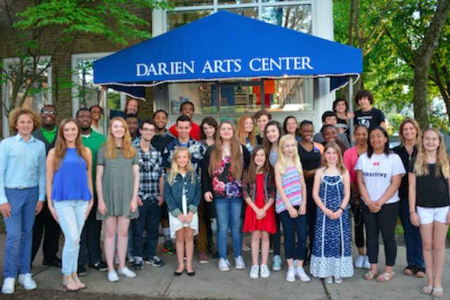 Contestants at the upcoming Darien's Got Talent.