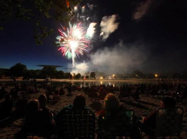 Fair Lawn fireworks