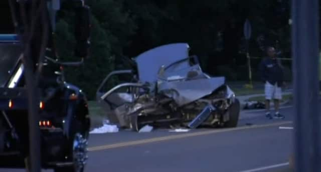 Five men in their 20s from New Rochelle and Mount Vernon were injured during a crash on Lincoln Avenue on June 21.