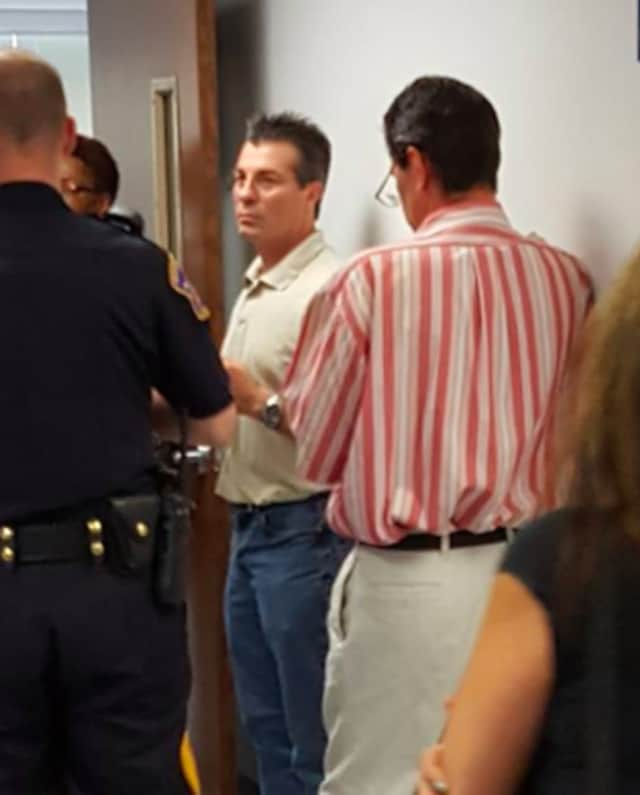 Vincent LoSacco and his brother, Leonard, had their second trial postponed Thursday.