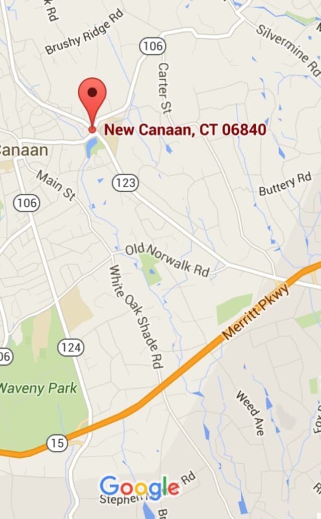 Route 123 will be repaved from about the Merritt Parkway up to Route 106 in New Canaan.