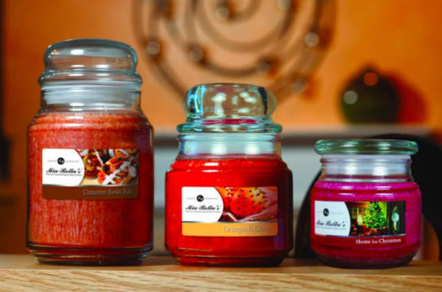 Orders for Mia Bella Scented Candles & Soaps are being taken at the Bloomingdale Library on Saturday, June 25.